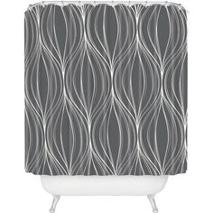 DENY Designs // Khristian A Howell Granted Shower Curtain
