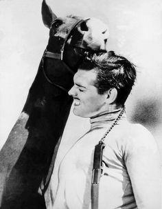 """clark gable and """"sunny"""" (1937)"""