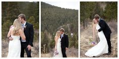 Colorado Wedding Photographer Elk Meadow | Evergreen, CO