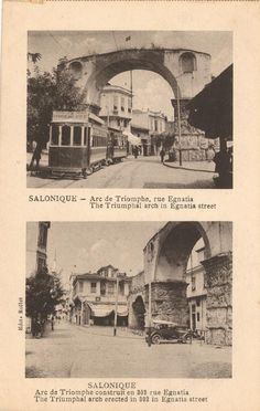 Old Greek, Thessaloniki, Cyprus, Ghosts, Old Photos, Greece, Nostalgia, Arch, History