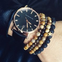Unisex wrist game Pearl Jewelry, Bracelet Watch, Style Inspiration, Unisex, Pearls, Game, Bracelets, Accessories, Fashion