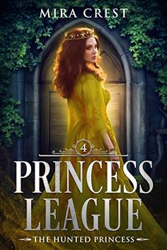 The Hunted Princess: Princess League Series (YA Beauty and the Beast Retelling) Book Nerd, Book 1, Ya Books, Books To Read, 8 September, Historical Fiction Novels, Book Challenge, World Of Books, Poetry Books