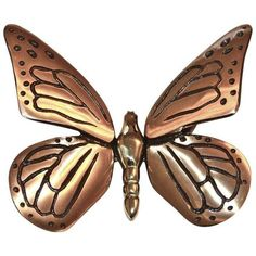 Black & Gold Butterfly Door Knocker ($135) ❤ liked on Polyvore featuring home, home decor, decorative hardware, door knockers, black home decor, gold home accessories, black door knocker, butterfly home decor and butterfly door knocker