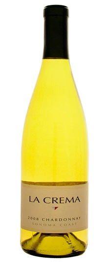 La Crema-Chardonnay~ My favorite chardonnay!