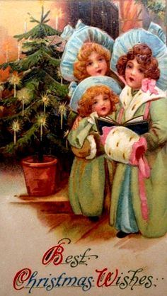 German tree vintage sharing! images christmas