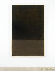 Untitled Artwork by Mark Rothko Hand-painted and Art Prints on canvas for sale,you can custom the size and frame