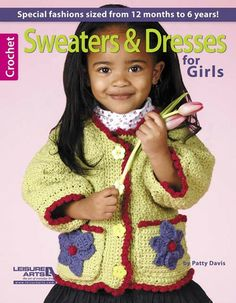 Picture of Sweaters and Dresses for Girls