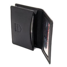 Black One Size alpine swiss Mens RFID Blocking Leather Passport Cover ID Protection Travel Case
