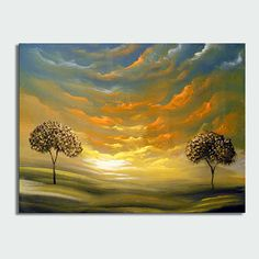 art original painting abstract large abstract metallic by mattsart, $169.00