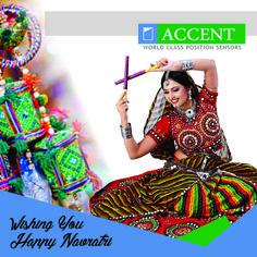 Happy Navratri #AccentSensors #HappyNavratri #Dandiya #fun #happy #IndianFestivals #enjoy #festivals