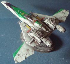 Mk1 Z-95 with wings tipped forward ( z95mk1c.jpg )