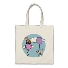 Trust and concern budget tote bag