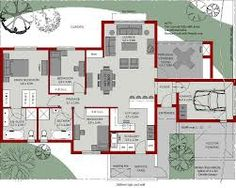 Plan for houses in south africa