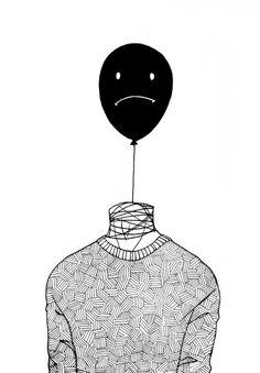 Sad Drawings, Dark Art Drawings, Art Drawings Sketches Simple, Dark Art Illustrations, Illustration Art, Arte Grunge, Vent Art, Monster Concept Art, Arte Obscura