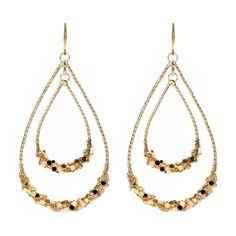 Amrita Singh | Oval Hoop Earrings