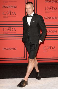 See What Everyone Wore to the 2013 CFDA Awards:  Thom Browne
