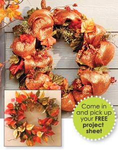 Geo Mesh Wreath
