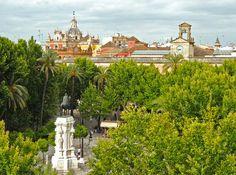 Hotel Inglaterra (Seville, Spain) #travel #Seville #Spain