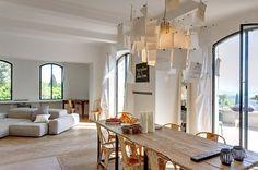 villa for rent, st paul de vence, france, design by jacqueline morabito
