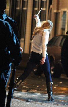"Jennifer Morrison - Behind the scenes - 4 * 22 ""Operation Mongoose Part 2"" 1st April 2015"