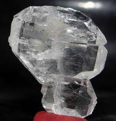93 CT  Water Clear Fedan Quartz Crystals Mineral Specimen@Balouchistan Pakistan