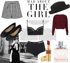 """""""Mad About The Girl."""" by lucy-rogers on Polyvore"""