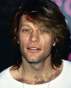 "Jon Bon Jovi 1993. @loopyloujovi | Tumblr -  ""Lovely way to start the day, looking at this beautiful face"""