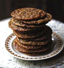 Flat and Chewy Chocolate Chip Cookies by Saveur. This delicious chocolate chip cookie recipe is based on one published in The Essential New York Times Cookbook (Norton, 2010).