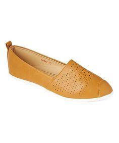 Tan London Loafer