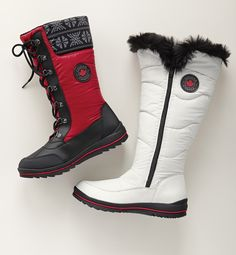 Cougar® Women's 'Beany' Waterproof Winter Boots. #SearsWishlist Duck Boots, Rain Boots, Canada Shopping, Waterproof Winter Boots, Online Furniture, Uggs, Winter Outfits, Wonderland, Fashion Outfits
