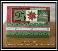 #53 Home for the Holiday - Scrapbook.com