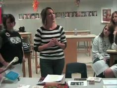 Linoleum Block Printing Safety Lesson and Intro to Relief Printing