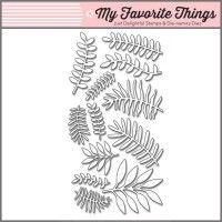 My Favorite Things Die-namics - Leafy Greenery