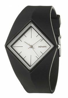 8718faf240 Nixon Groove Watch - Women s Black White