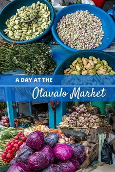 Take a peek inside the enormous and colorful Saturday market in Otavalo, Ecuador.