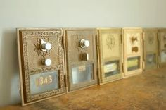 Image result for Old Post Office Boxes Vintage