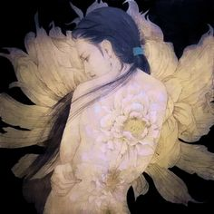 Hanahana(?), by Masaaki Sasamoto (Japanese, born in 1966), 2010