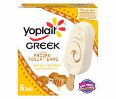 Dessert: Best Frozen Greek Yogurt #HealthyFoodAwards2013 #SelfMagazine