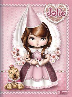 Jolie tilibra boneca