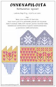 Easy Knitting Patterns for Beginners - How to Get Started Quickly? Knitted Mittens Pattern, Easy Knitting Patterns, Crochet Gloves, Knit Mittens, Knitting Charts, Knitting Socks, Knitting Projects, Knitted Hats, Fair Isle Chart