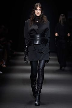 Ann Demeulemeester - Fall 2015 Ready-to-Wear - Look 3 of 30