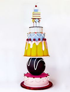 Cake: balanced