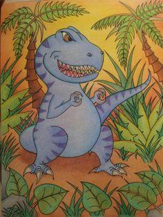 Dinosaur drawing 3