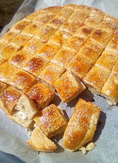Pitta, Waffles, Food And Drink, Cooking Recipes, Nutrition, Bread, Snacks, Baking, Cheese