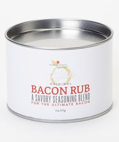 Take a look at this Cajun Candied Bacon Rub - Set of Two by Southern Culture Foods on #zulily today!