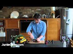 Knife Skills-- Jamie Oliver