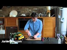 Jamie Oliver on knife skills