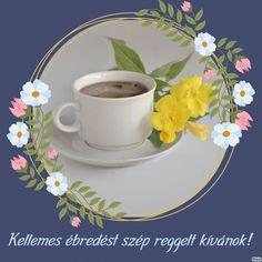 Tea Cups, Tableware, Coffee, Golden Crown, Kaffee, Dinnerware, Dishes, Teacup, Tea Cup