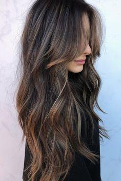Haircuts For Long Hair With Layers, Haircuts Straight Hair, Long Layered Haircuts, Long Hair Cuts, Haircut Long Hair, Medium Hair With Layers, Long Layered Hair Wavy, Long Textured Hair, Hair Layers
