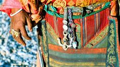 Atuendo tibetano